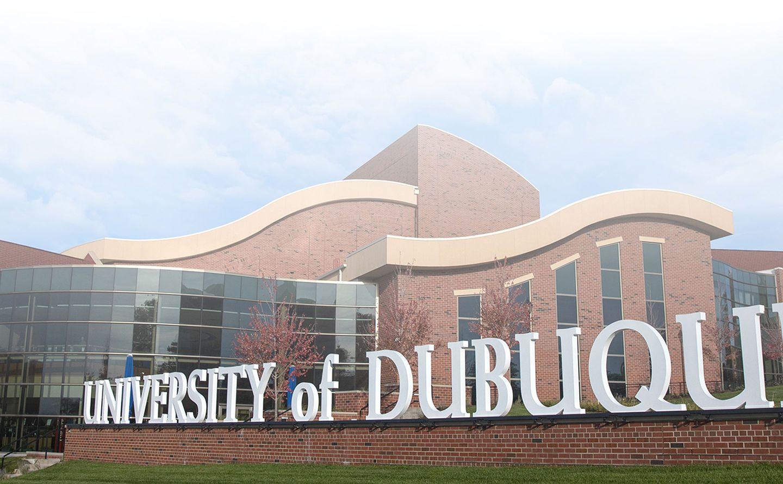 University of Dubuque exterior photo